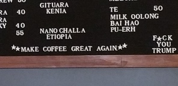The local coffee shop