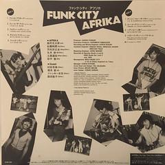 AFRIKA:FUNK CITY(INNER 1)