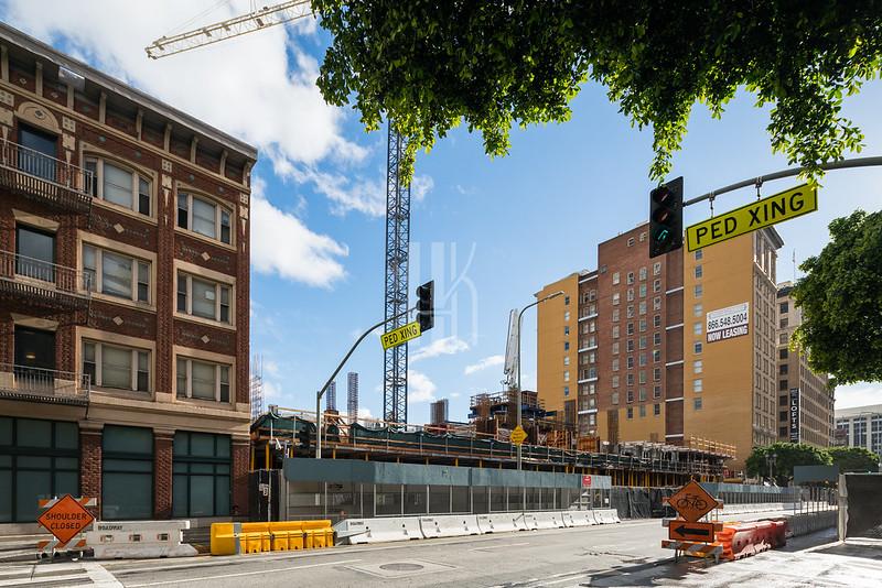 732 Spring Street Development