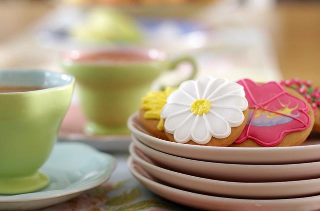 Flowery Biscuiteers
