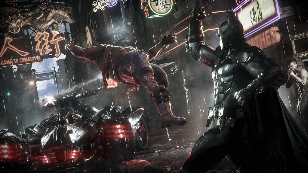 Batman: Arkham Knight November Patch Released 2