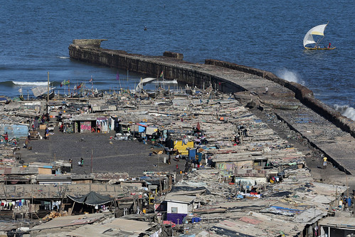 A view of Jamestown Fishing Village in Accra, Ghana | by World Bank Photo Collection