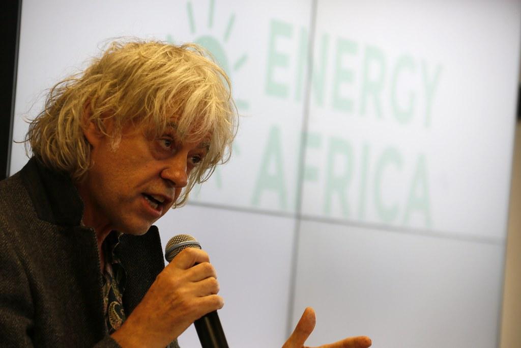 Image result for Bob Geldof