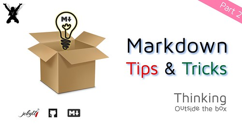 Markdown Tips & Tricks - Thinking Outside The Box - Part 2 | by Virtua Creative: Photos by Ramos MD