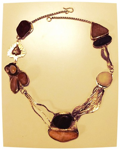 necklace by Shelley Trewolla
