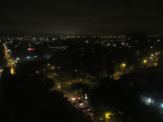 Night views from Holiday Inn, Zona Viva 02 | by worldtravelimages.net