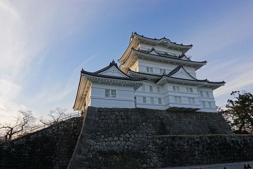 Odawara Castle 小田原城天守閣 02