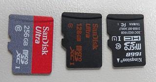 測試記憶卡