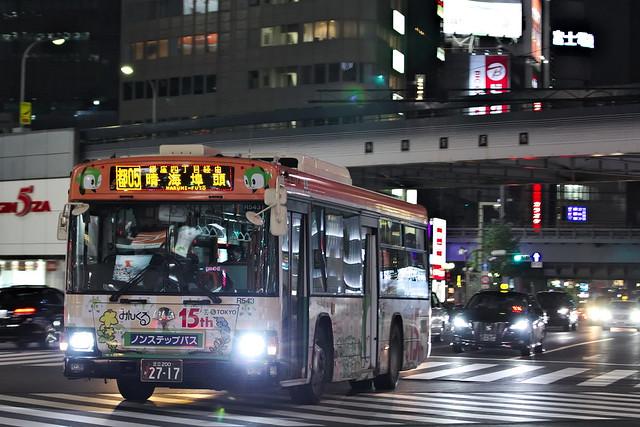 2016/12/26 東京都交通局 R543