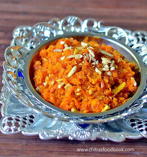 Carrot Halwa Recipe - Gajar Ka Halwa