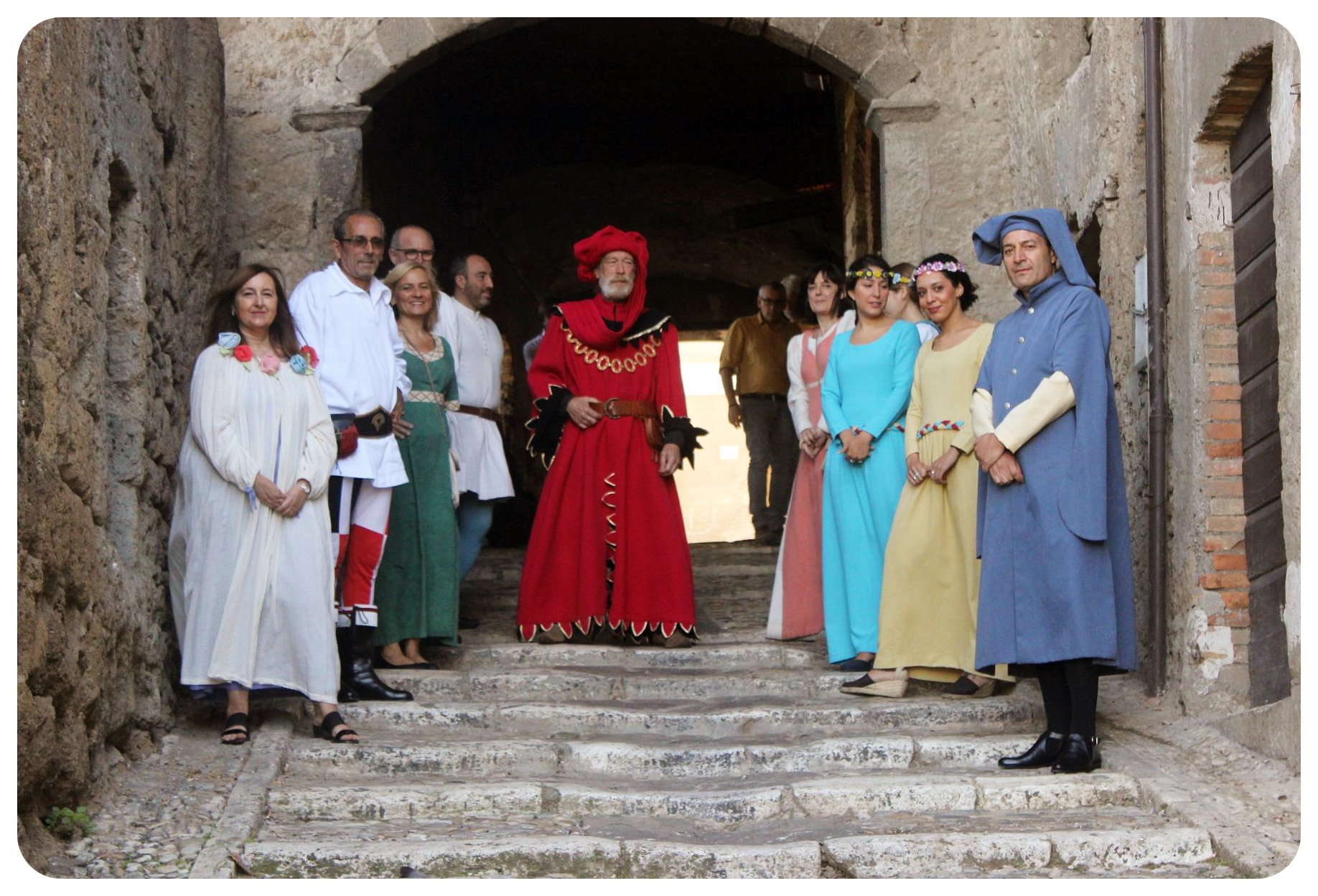 orte medieval welcome