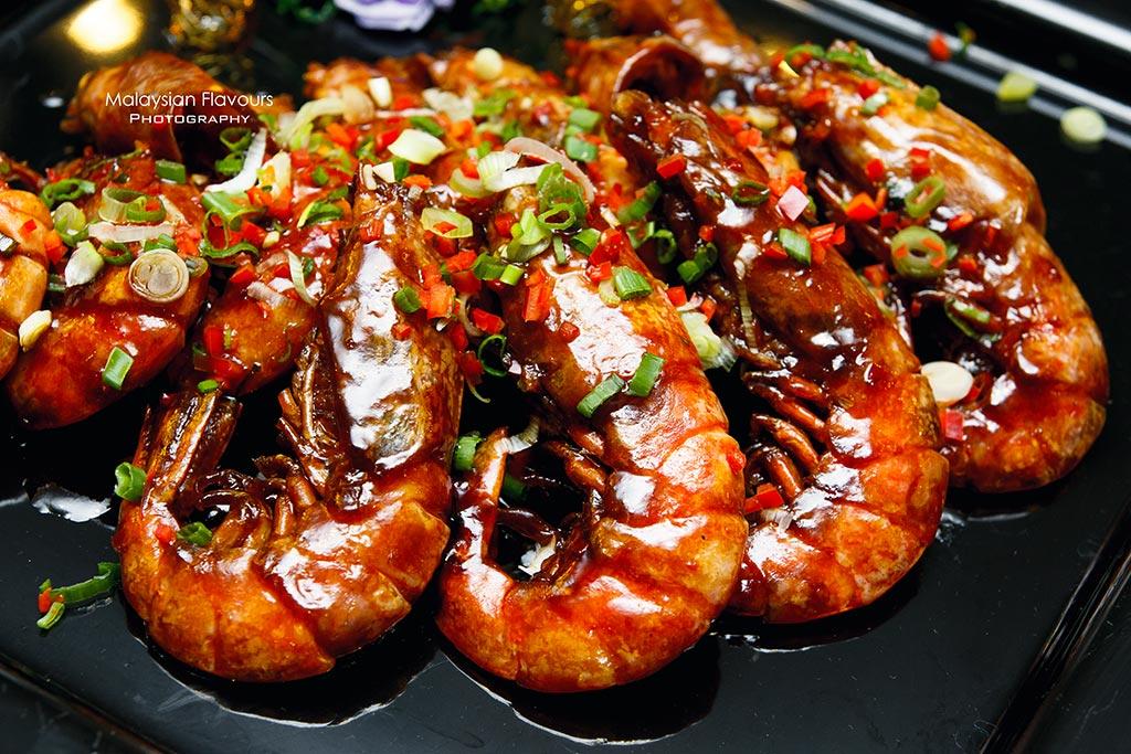 Resorts World Genting chinese new year menu 2017