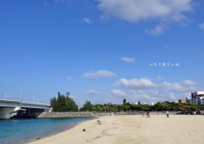 10 沖繩自由行 那霸一日遊 波上宮、波之上海灘、海底觀光遊覽船、白鯨號夕陽遊輪晚餐