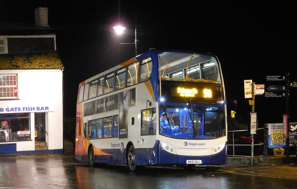 ... Stagecoach Devon 15667 - WA10GHJ | by Southern England Bus Scene