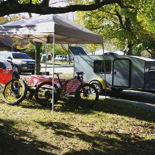 Hiker Trailer 5x10 2016 Brown County Epic