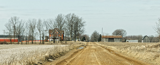 Approaching Hoytville