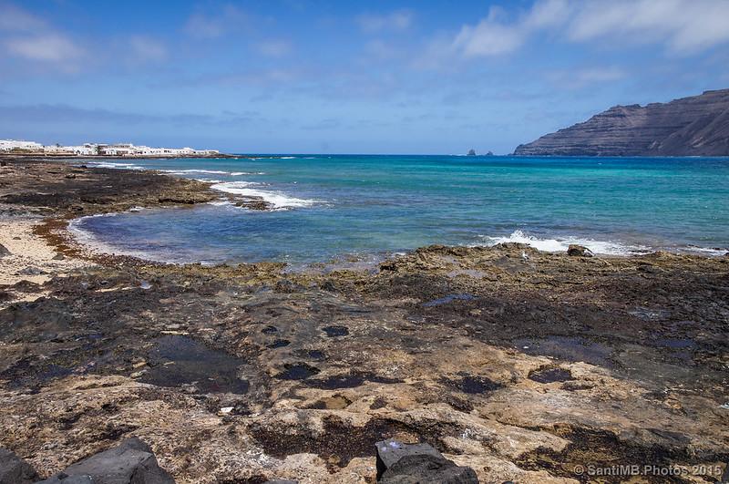 La Graciosa y Lanzarote, tan lejos y tan cerca