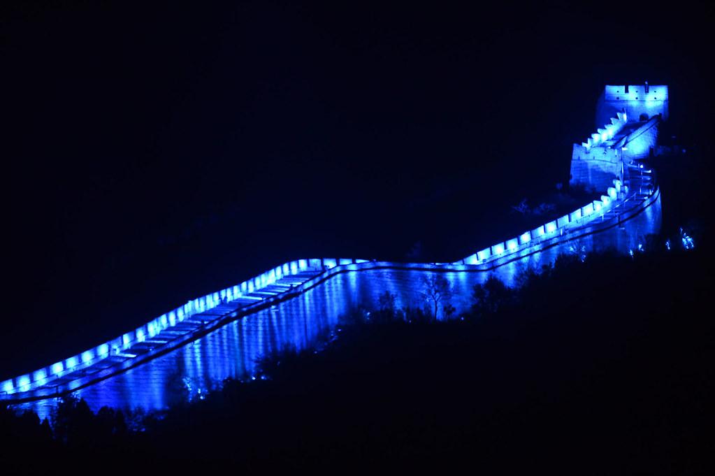 Great Wall of China, Badaling, China   Credit: Jia Deyong Re…   Flickr
