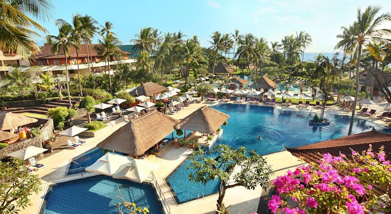 Nusa Dua Beach Hotel & Spa Pool