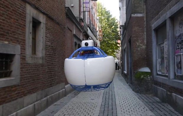 I'm sure this is not a rice cooker but a drone