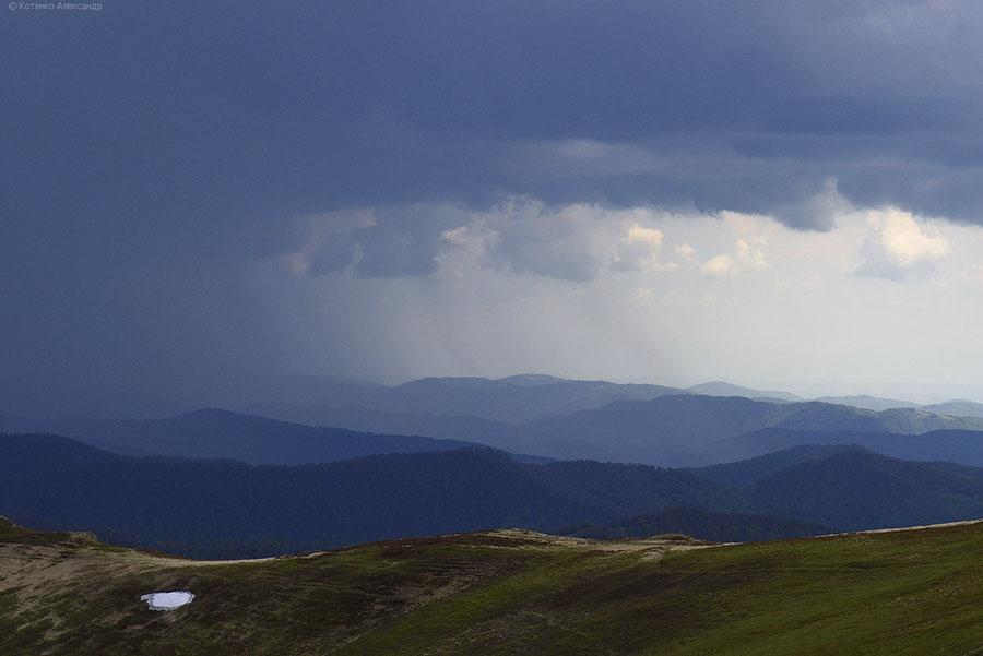 Путешествие над облаками. Бархатная Боржава  - ПоЗиТиФфЧиК - сайт позитивного настроения!
