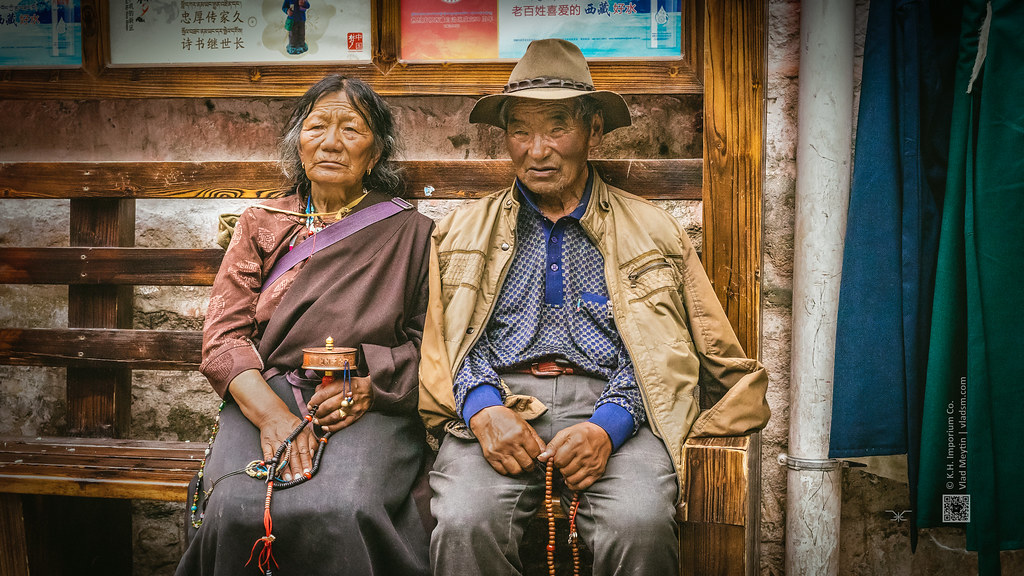 Tibet, a couple (China), 06-2016, 88 (Vlad Meytin, vladsm.com)