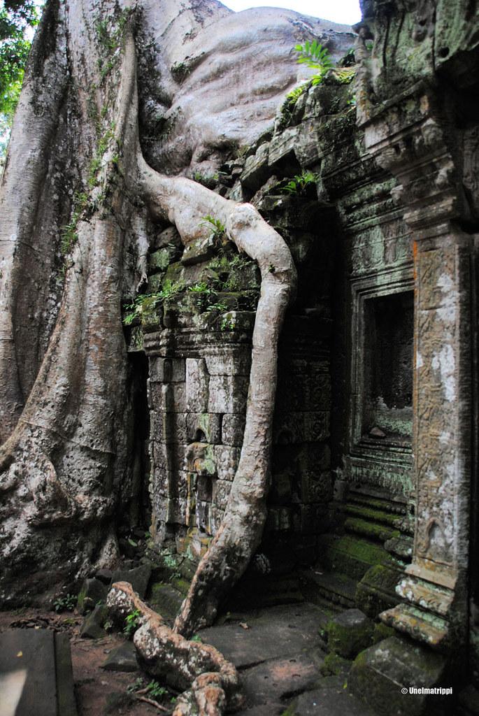 Angkorin temppelit, Kambodza