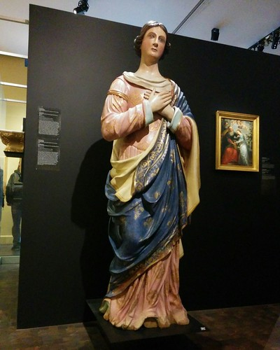The Virgin Mary, 1811, attributed to Joseph Pepin