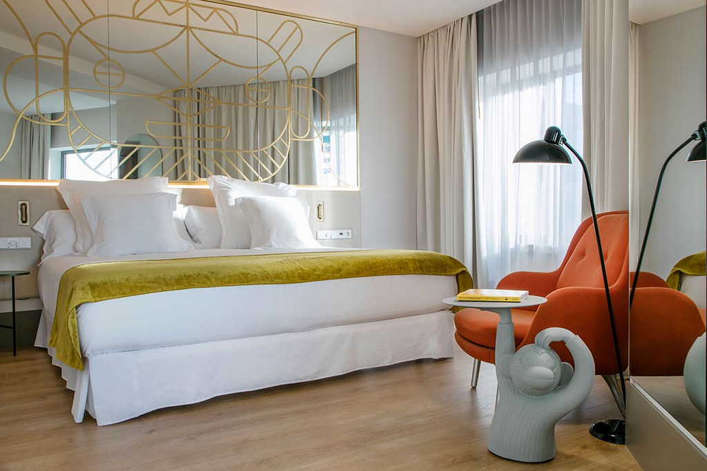 Modern hotel design in Madrid by Spanish designer Jaime Hayon Sundeno_20