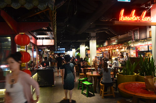 Food Court Shops In Olympia Tech Park Chennai