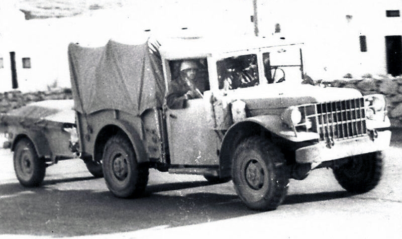 Les FAR durant la Marche Verte 1975 32322246412_c852c481a3_o