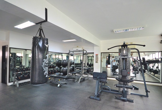tides hotel boracay fitness center
