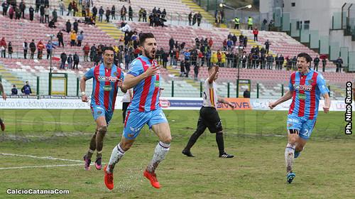 Messina-Catania 1-2: cronaca e tabellino$