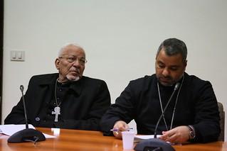 Ad Limina Visit Coptic Catholic Church