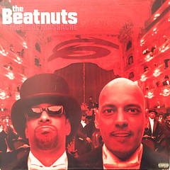 THE BEATNUTS:A MUSIC MASSACRE(JACKET A)