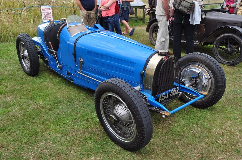 Bugatti Type 59 Replica ASJ352 Layer Marney Cup Stopover