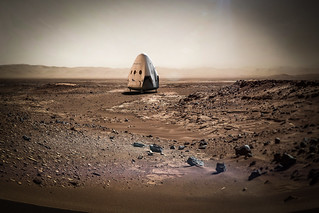 Dragon to Mars | by Official SpaceX Photos