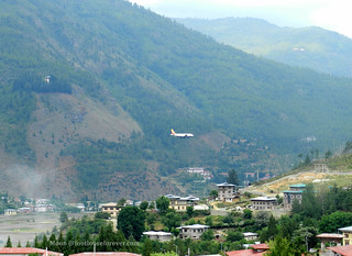 Paro Airport | by moon@footlooseforever.com
