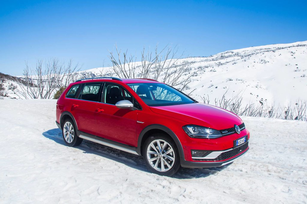 2015 Vw Golf Alltrack First Drive For 37990 Plus On R Flickr