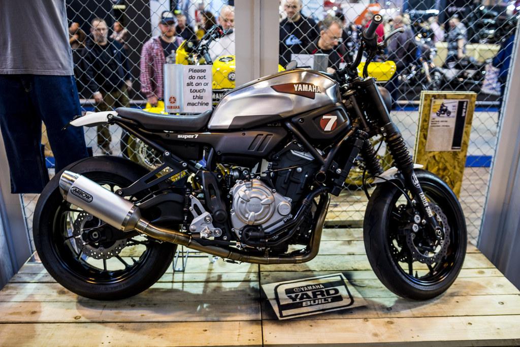 2015 Yamaha Motorcycles >> Yamaha XSR700 custom | Yard Built XSR700 'Super 7' by JvB-mo… | Flickr