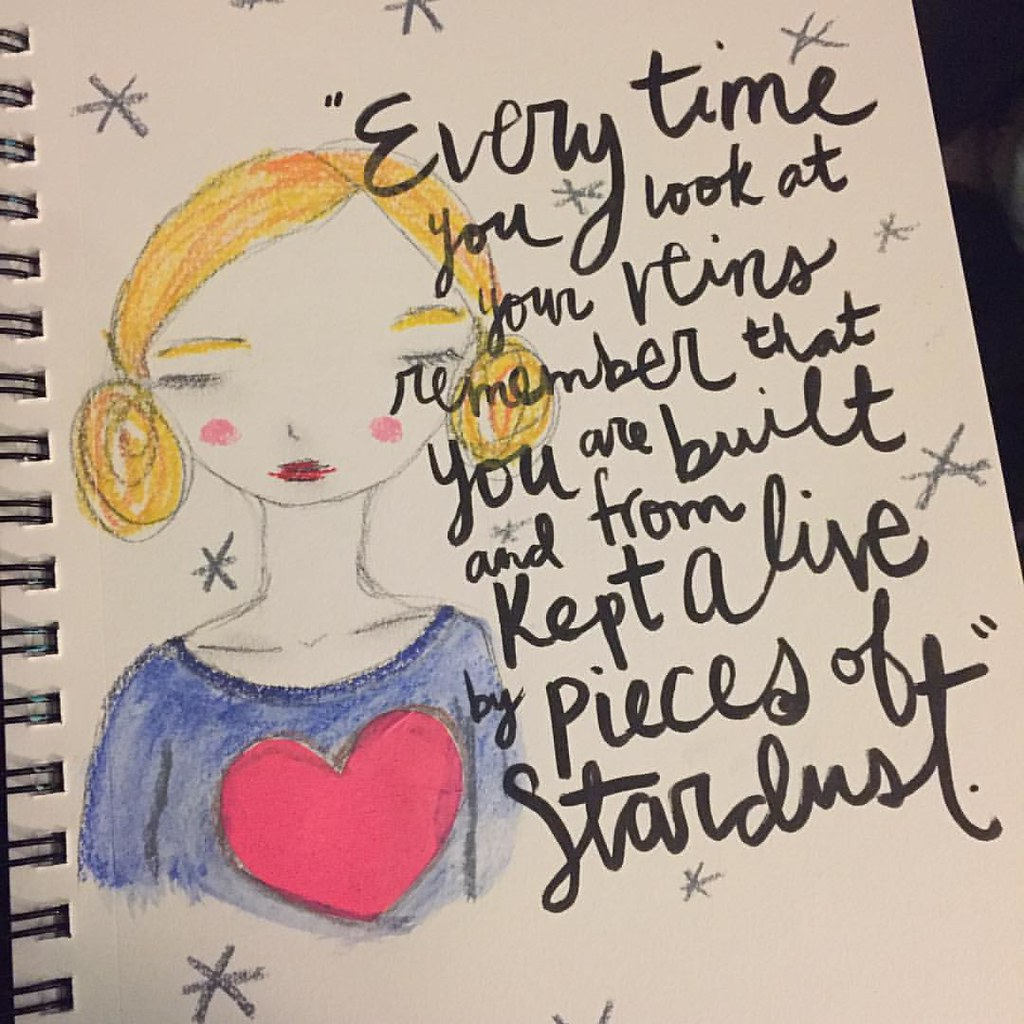Lettering Hand Drawn Paula I Found This Quote On Tumblr And It Caused Me Pause