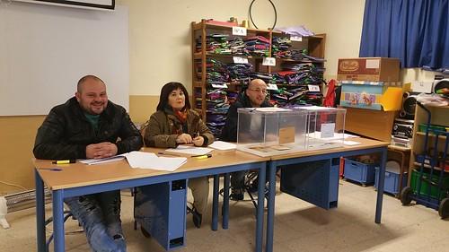 AionSur 23802695991_3abc6cf27b_d En Arahal, el PSOE obtiene casi la mitad de los votos y Podemos se convierte en la tercera fuerza política desbancando a IU Análisis