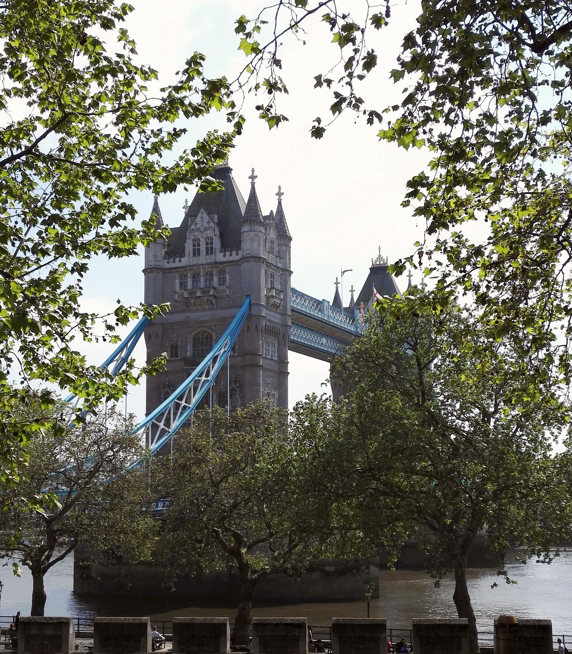 lontoo tower bridge
