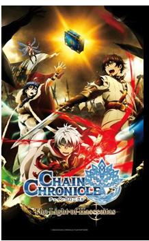 Chain Chronicle - Haecceitas no Hikari Movie Episodios Completos Online Sub Español