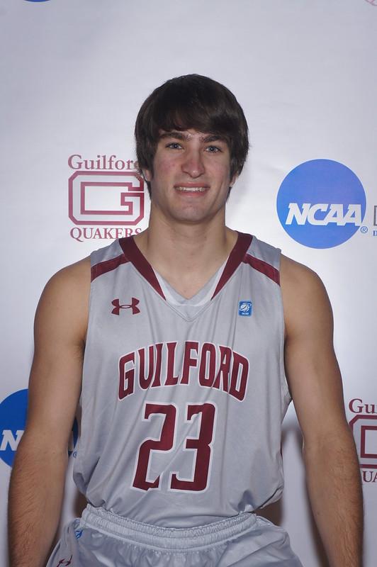 Zachary Houston - Guilford 2017