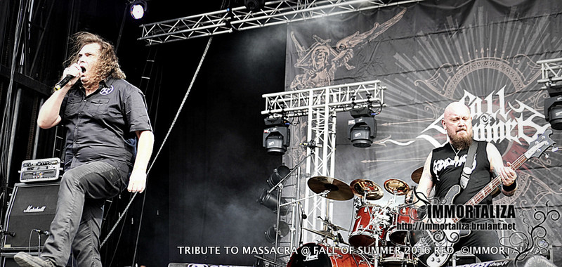 TRIBUTE TO MASSACRA @ FALL OF SUMMER FESTIVAL 2016, TORCY, FRANCE 2 & 3 SEPTEMBRE 32423264362_f6e02b3405_c