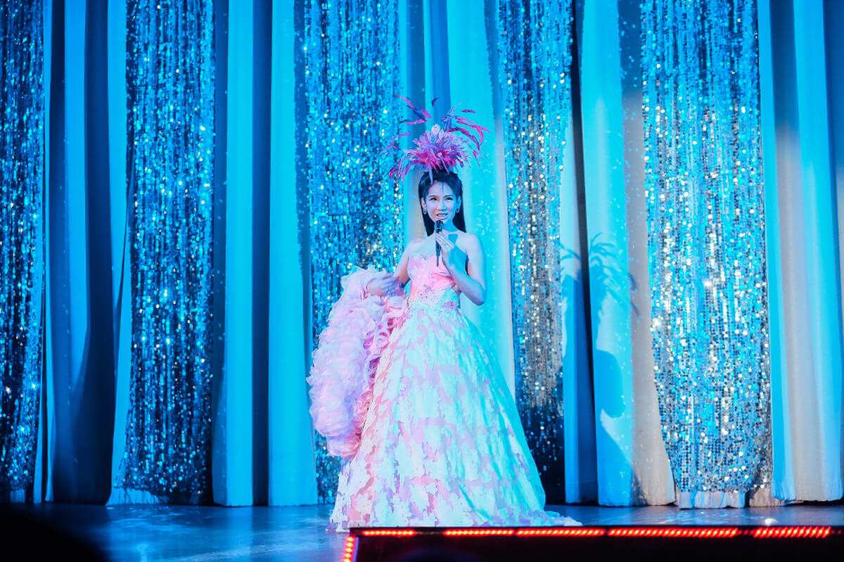 Golden Dome Cabaret Show Bangkok, Thailand