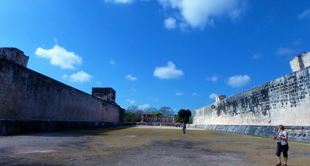 P3110182 Chichen Itza Yucatan México Patrimonio de la Humanidad UNESCO