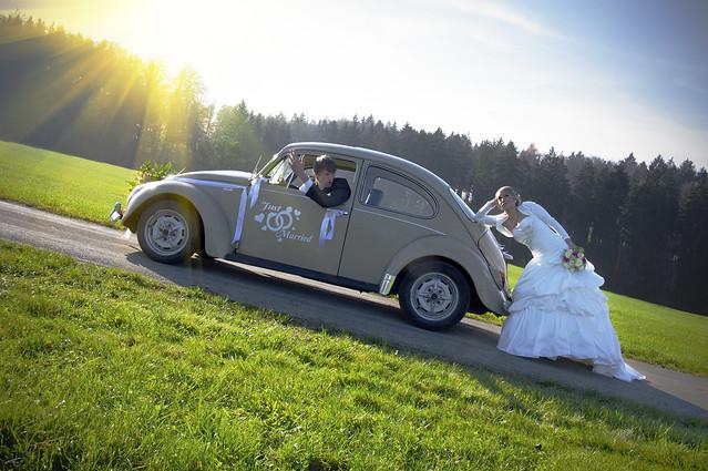 Hochzeit Madeleine & Sven