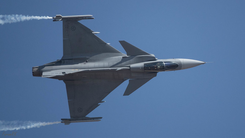 Flygvapnet Saab JAS 39 Gripen (262)